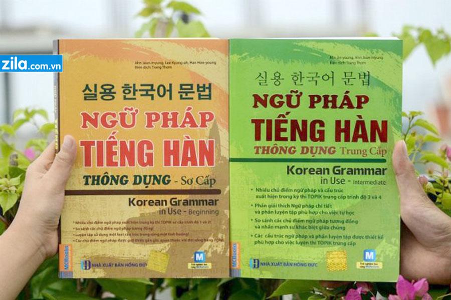 sach-ngu-phap-tieng-han-thong-dung