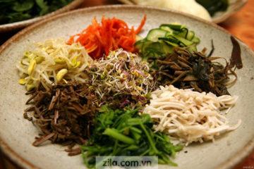 Samsaek-namul-삼색나물-mon-an-truyen-thong-Han-quoc-trong-dip-nam-moi