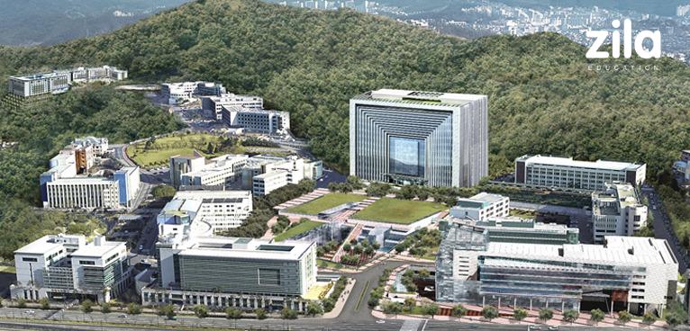 Đại học Gachon Hàn Quốc - 가천대학교 - Zila Education