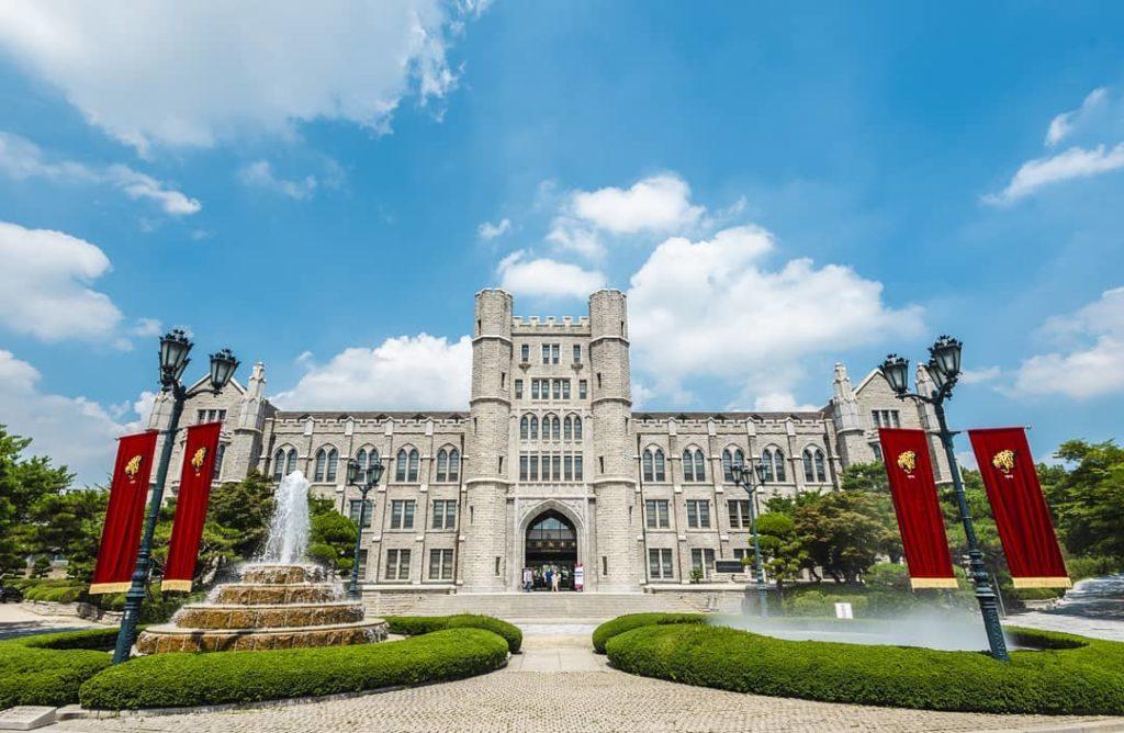 2021] Trường Đại học Korea Hàn Quốc - 고려대학교 (Top SKY)