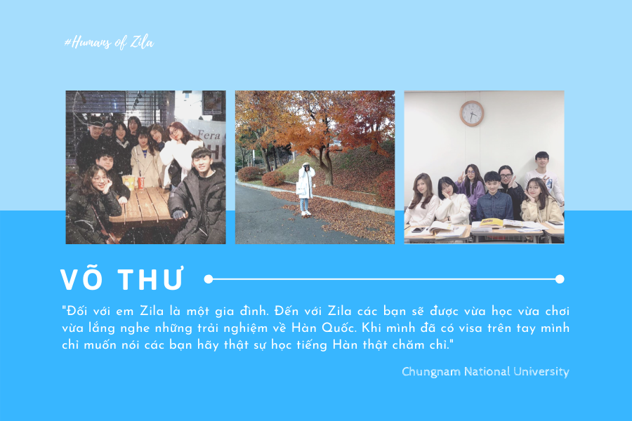 Ước mơ du học Hàn Quốc
